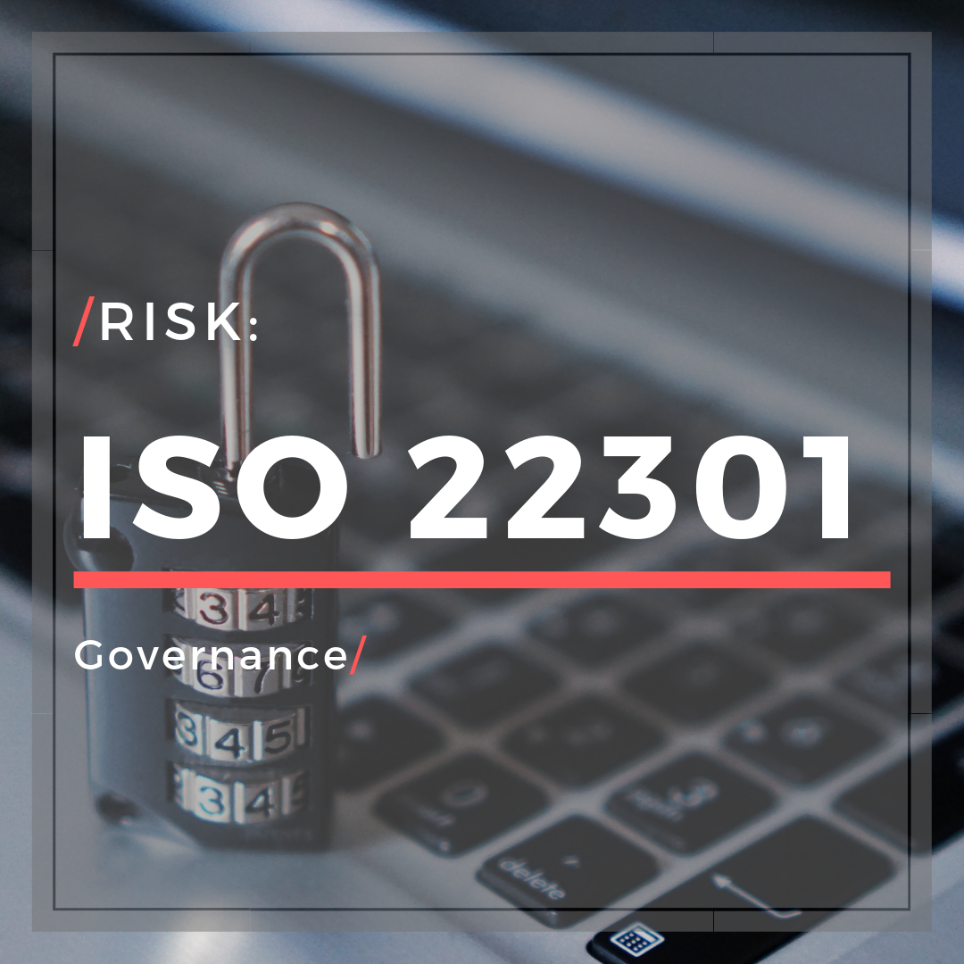 ISO 22301:2019 Τι είναι και πως βοηθάει σε κρίσιμες περιόδους την επιχειρησιακή συνέχεια