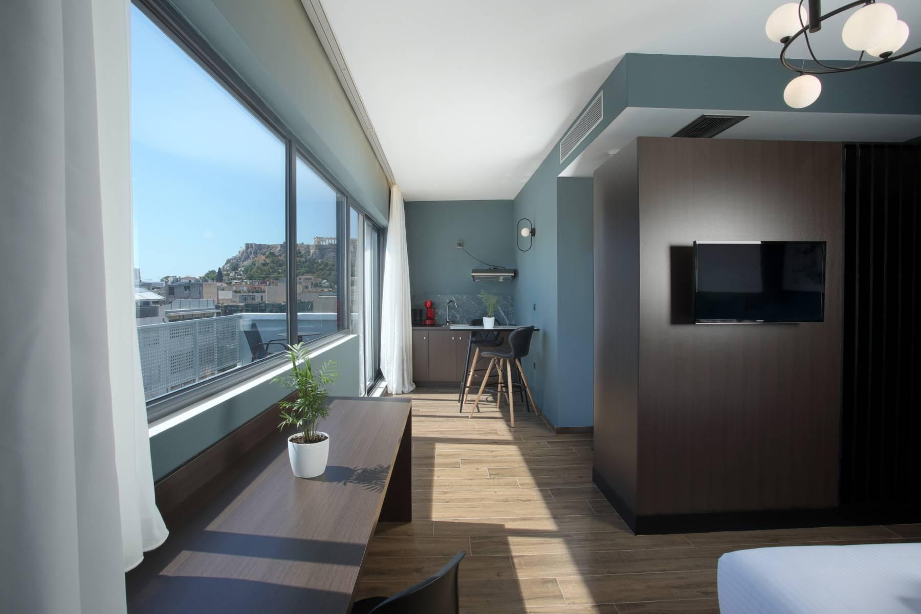 ΕΣΠΑ: Athens 21 - Εξαιρετική νέα τουριστική μονάδα στο κέντρο της Αθήνας