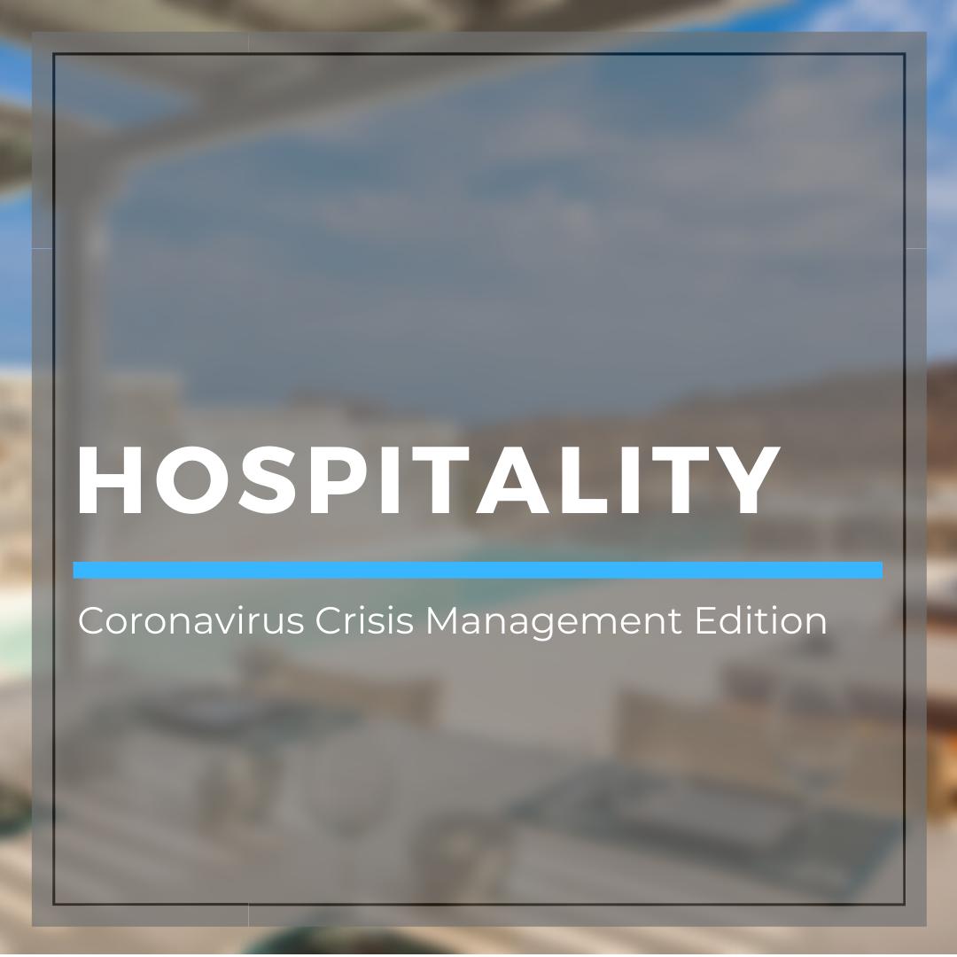 Ξενοδοχεία και κορονοϊός: Αντιμετώπιση περιστατικού Κορονοϊού σε μονάδα - Οδηγίες