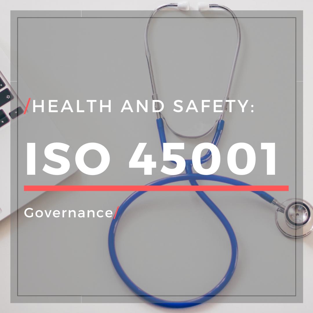 ISO 45001:2018 Τι είναι;